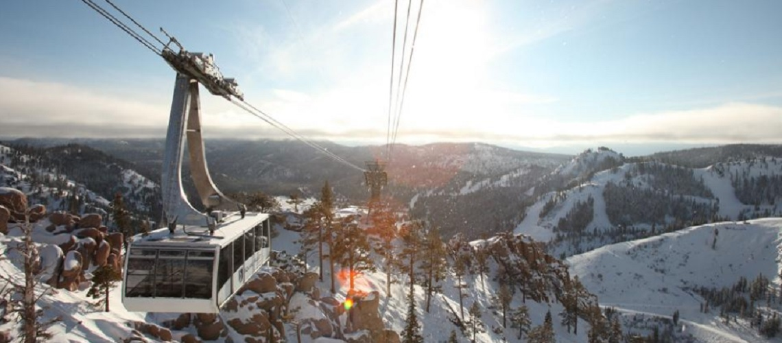 Squaw Valley Alpine Meadows And Liberty Utilities Collaborating To Resort With Renewable Energy By December 2018