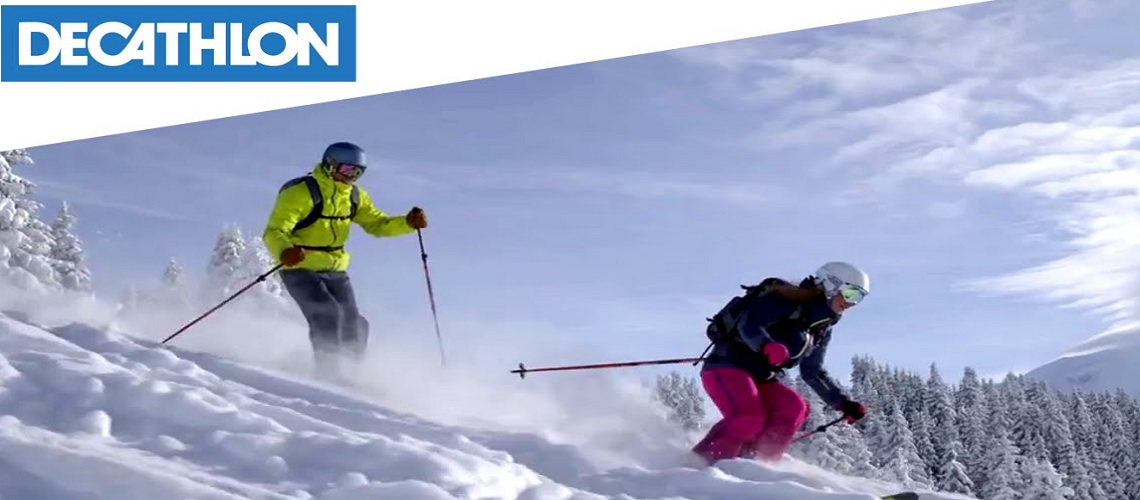 fc1b4fdf9f Quality Equipment From Decathlon Enables The Whole Family To Hit The Slopes  This Winter Season