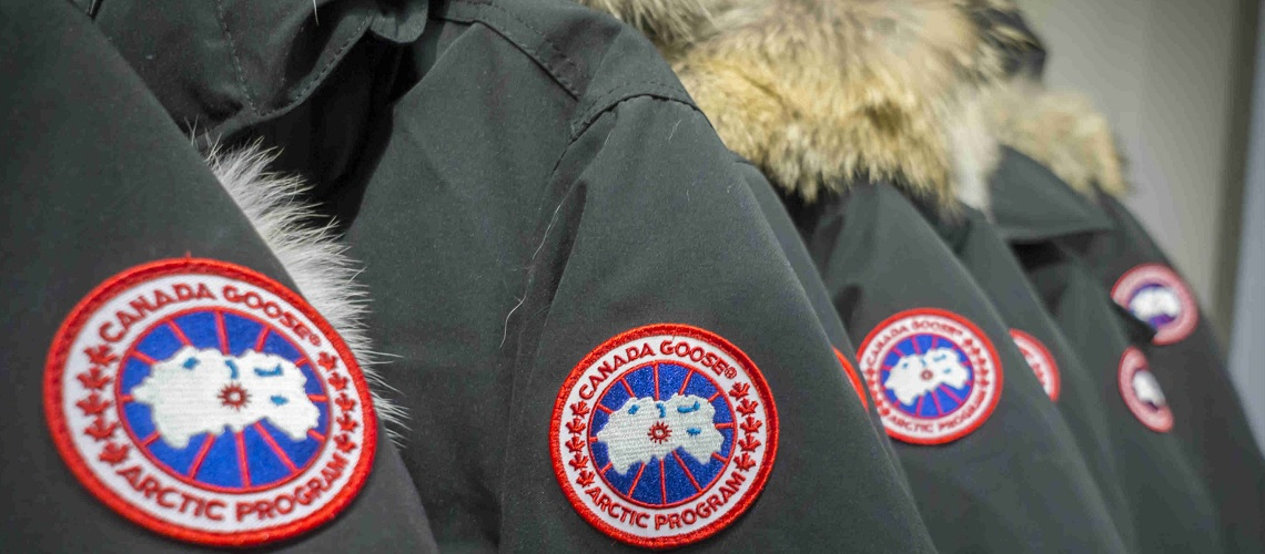 "Canada Goose Holdings Inc. (""Canada Goose"" or the ""Company"") (NYSE:GOOS, TSX:GOOS) today announced financial results for its first quarter ended June 30, ..."