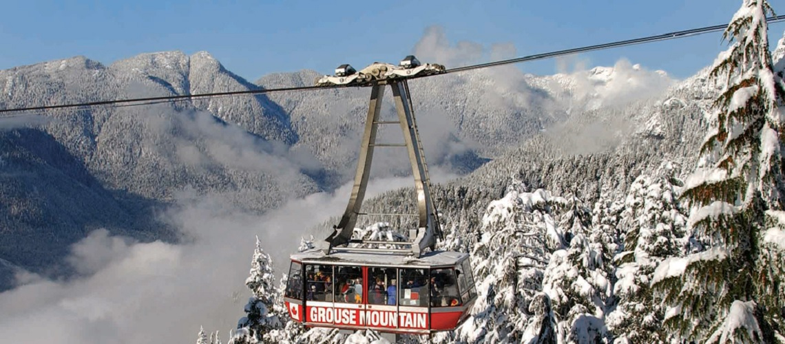 Grouse Mountain To Launch Scenic Biking For Summer 2018